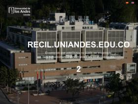 recil.uniandes.edu.co