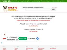 recipepuppy.com