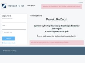 recourtsupport.comarch.pl