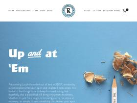 recoveringlazyholic.com