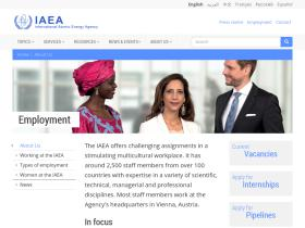 recruitment.iaea.org