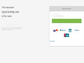 recycling.syscomp.eu