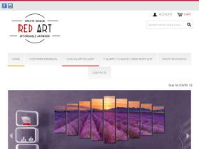 red-art.co.uk