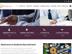 redcatrecruitment.co.za
