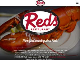 redsrestaurant.com