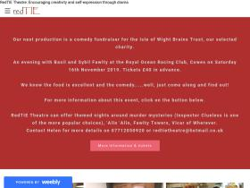 redtietheatre.co.uk
