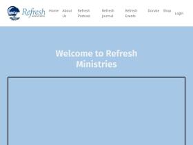 refreshministries.org