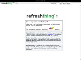 refreshthing.com