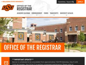 registrar.okstate.edu