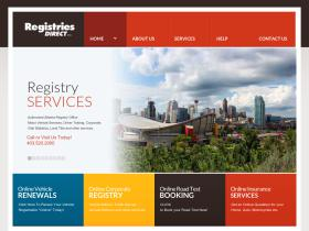 registriesdirect.ca