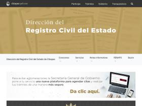 registrocivil.chiapas.gob.mx