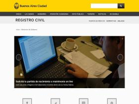 registrocivil.gov.ar