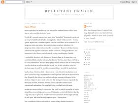 reluctant-dragon.blogspot.com