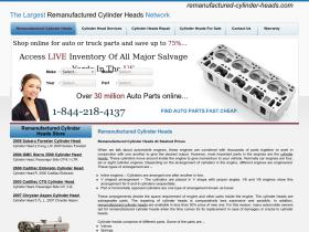 remanufactured-cylinder-heads.com