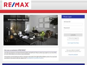 remax.backagent.net
