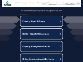 rentalhomepropertymanagement.net