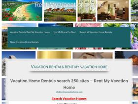 rentmyvacationhome.com