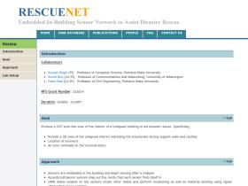 rescuenet.cs.pdx.edu