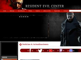 residentevilcenter.net