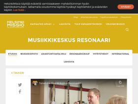 resonaari.fi