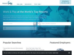 resortjobs.com
