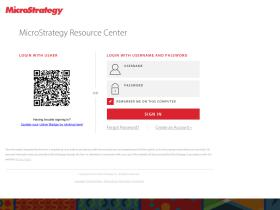 resource.microstrategy.com