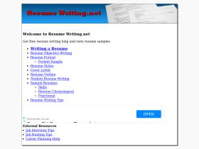 resumewriting.net