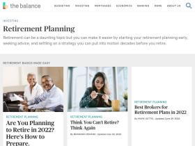 retireplan.about.com