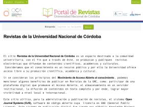 revistas.unc.edu.ar
