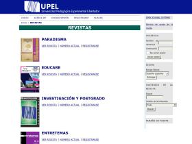 revistas.upel.edu.ve