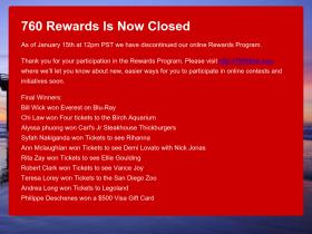 rewards.760kfmb.com