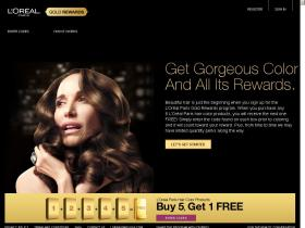rewards.lorealparisusa.com