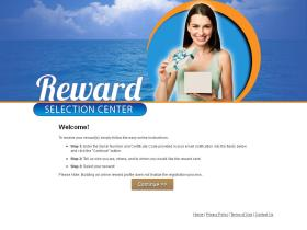 rewardselectioncenter.com