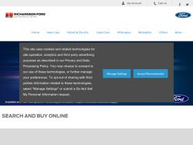richardson-ford.co.uk