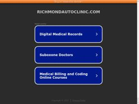 richmondautoclinic.com