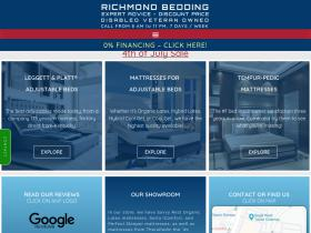 richmondbedding.com
