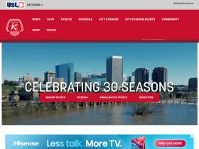 richmondkickers.com