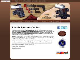 ritchieholsters.com