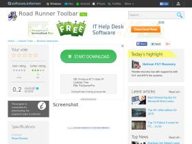 road-runner-toolbar.software.informer.com