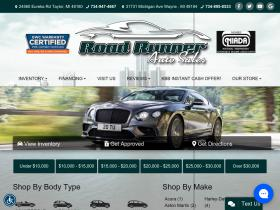 roadrunnerautosale.com
