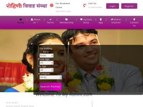 rohini-marriageworld.com