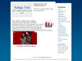 roligatest.se