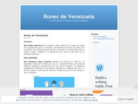 ronesdevenezuela.wordpress.com