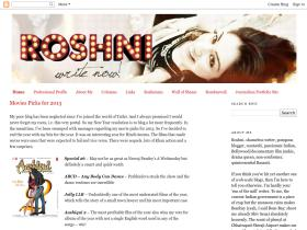 roshniwritenow.blogspot.in