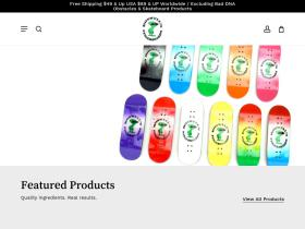 roswellsskateboards.com