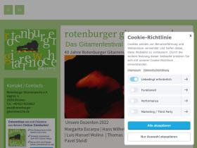 rotenburger-gitarrenwoche.de