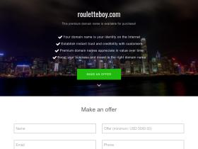 rouletteboy.com