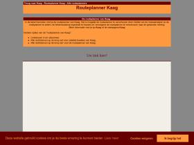 routeplanner-kaag.istats.nl