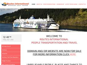 routesinternational.com