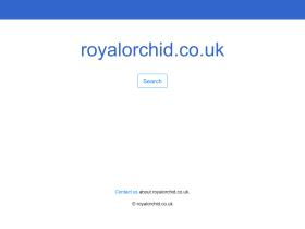 royalorchid.co.uk